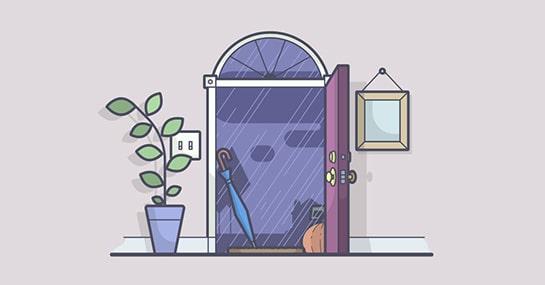 بوی بد فاضلاب هنگام بارندگی ، بوی فاضلاب موقع بارندگی ، بوی فاضلاب بعد از باران