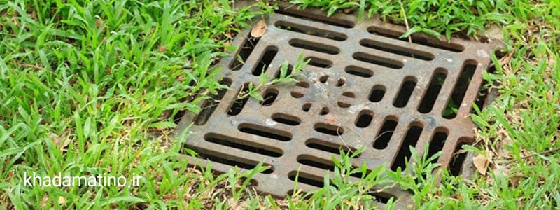 گرفتگی لوله فاضلاب حیاط مشکلی جدی است که برای باز کردن گرفتگی لوله فاضلاب حیاط باید از فنر برقی استفاده شود.